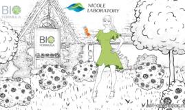 Анимационный рекламный ролик для TV косметической линии BioFormula компании Nicole Laboratory, кадр 3