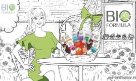 Анимационный рекламный ролик для TV косметической линии BioFormula компании Nicole Laboratory, кадр 4